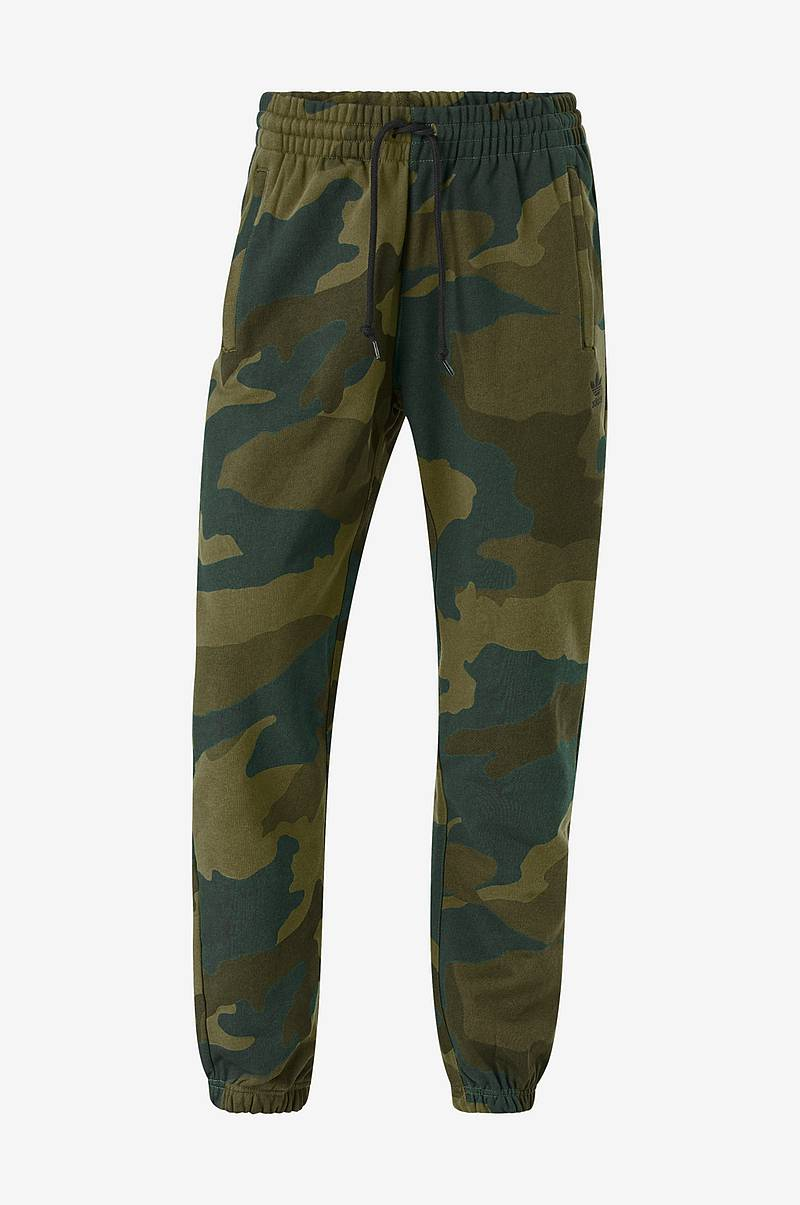 Collegehousut Camouflage Pants