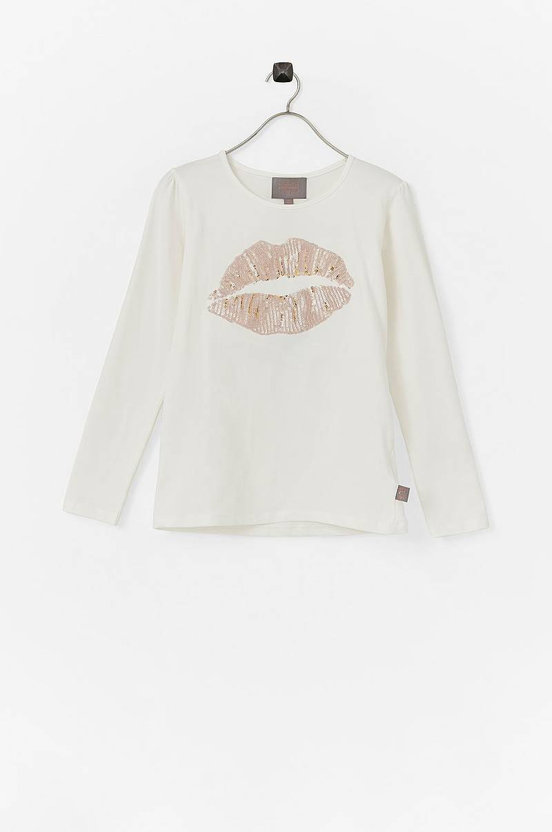 Pusero Lips Sequins LS