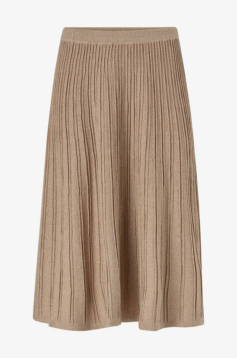 Nederdel viPers Knit Midi Skirt
