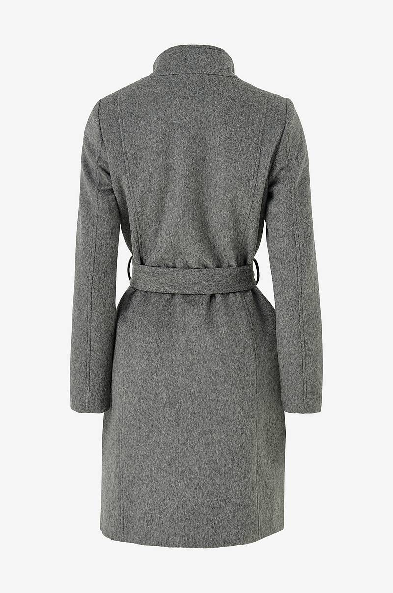 Frakke slfMea Wool Coat