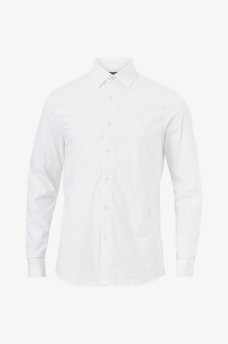 Skjorte Core Super Slim Shirt L/S