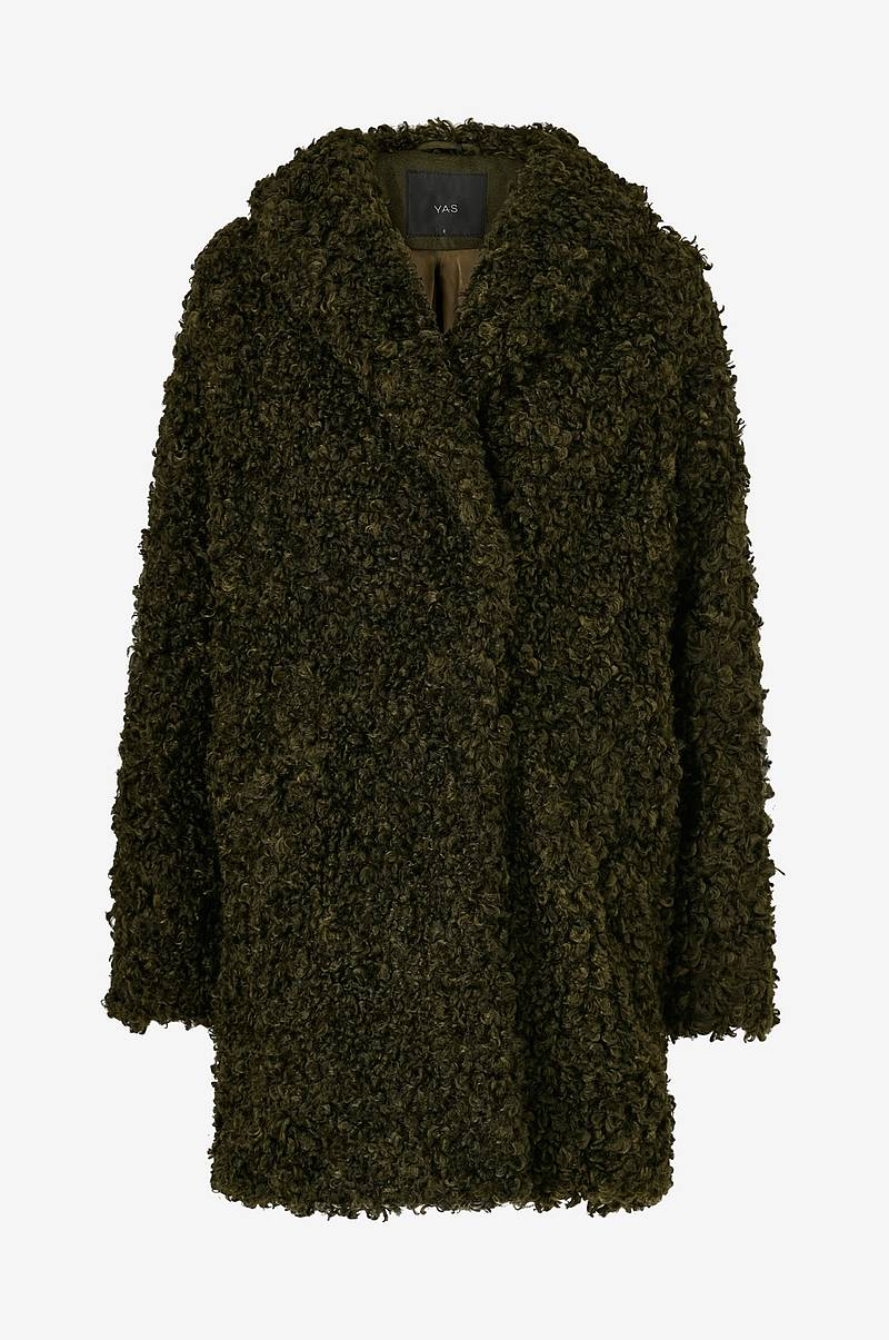 Fuskpäls Bluebear Coat