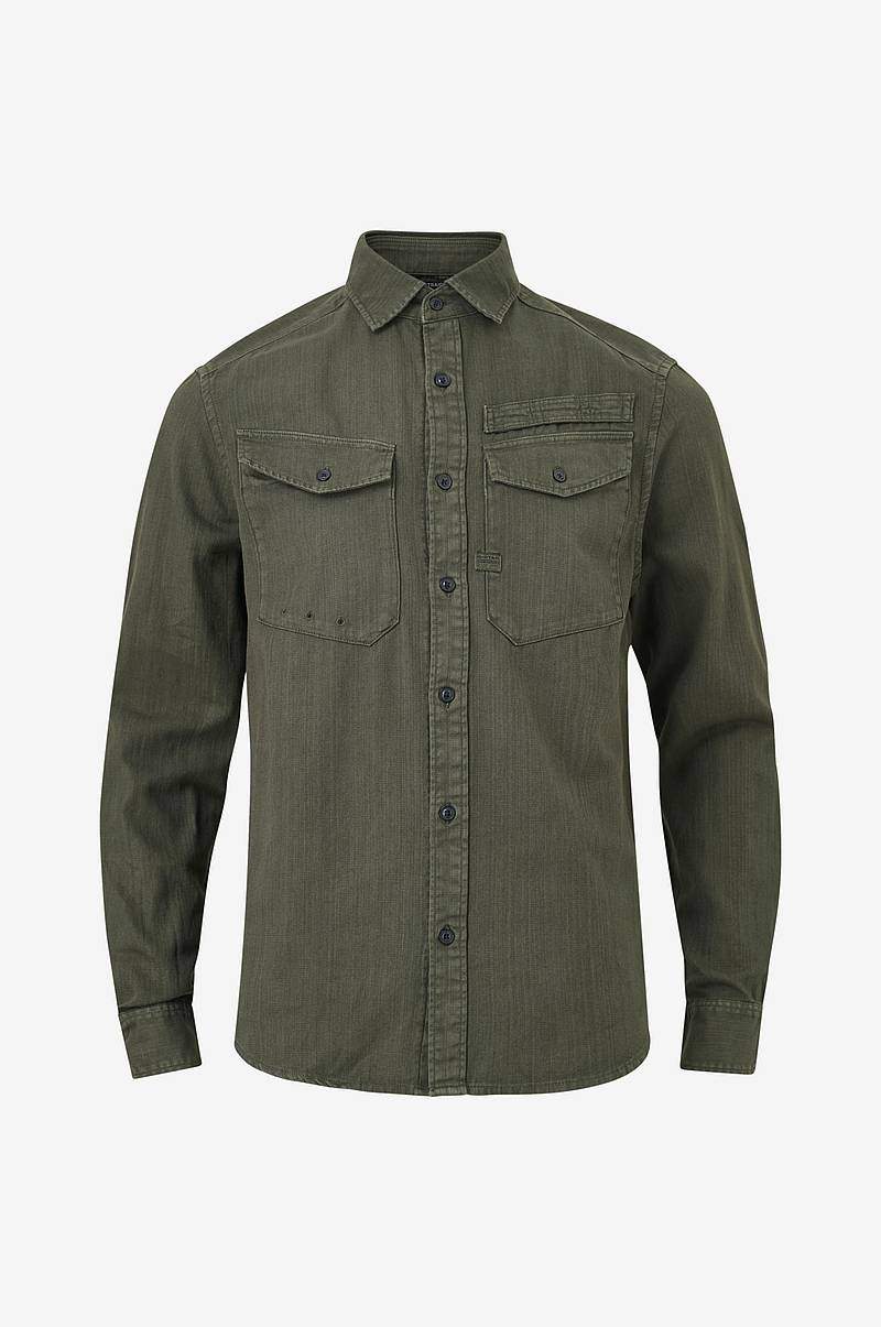 Skjorta Army Straight Shirt