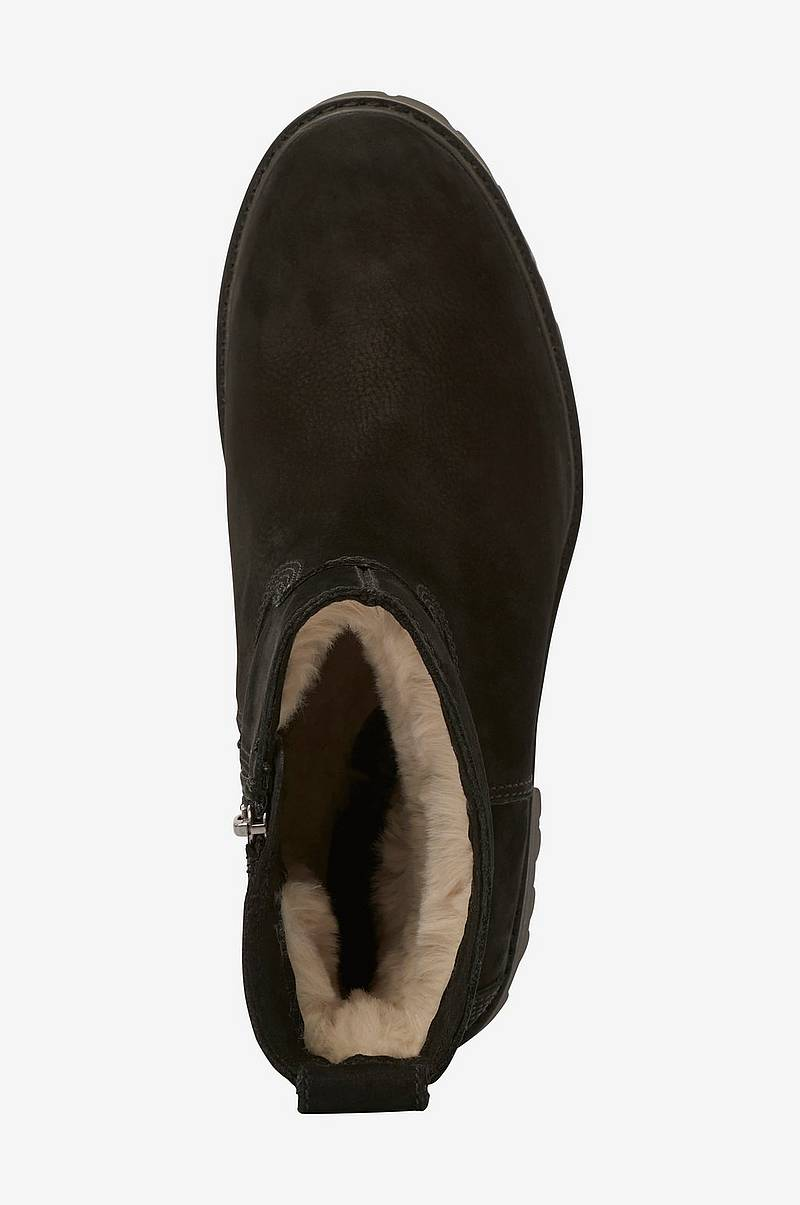 Nilkkurit Courmayeur Valley Faux Fur Bootie