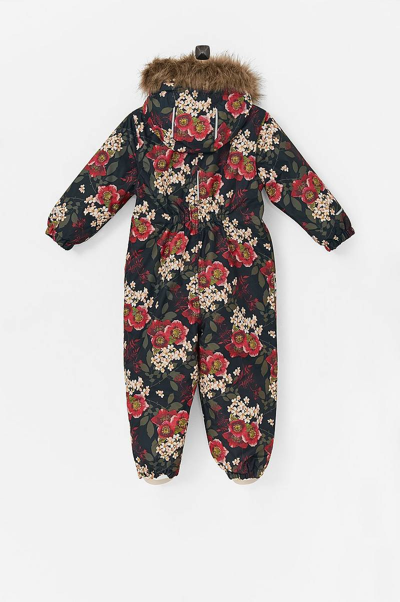 Vinterdress nmfSnow08 Suit Big Flower 1Fo