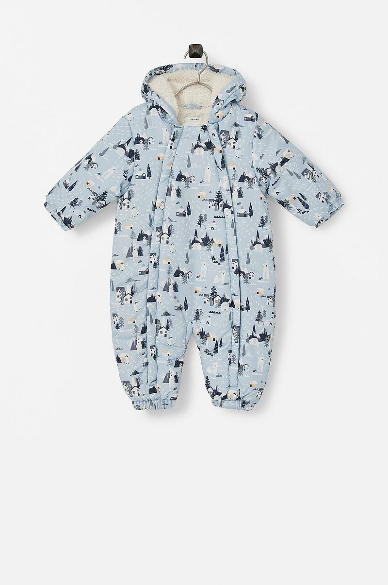 Babydress nbmMow Suit