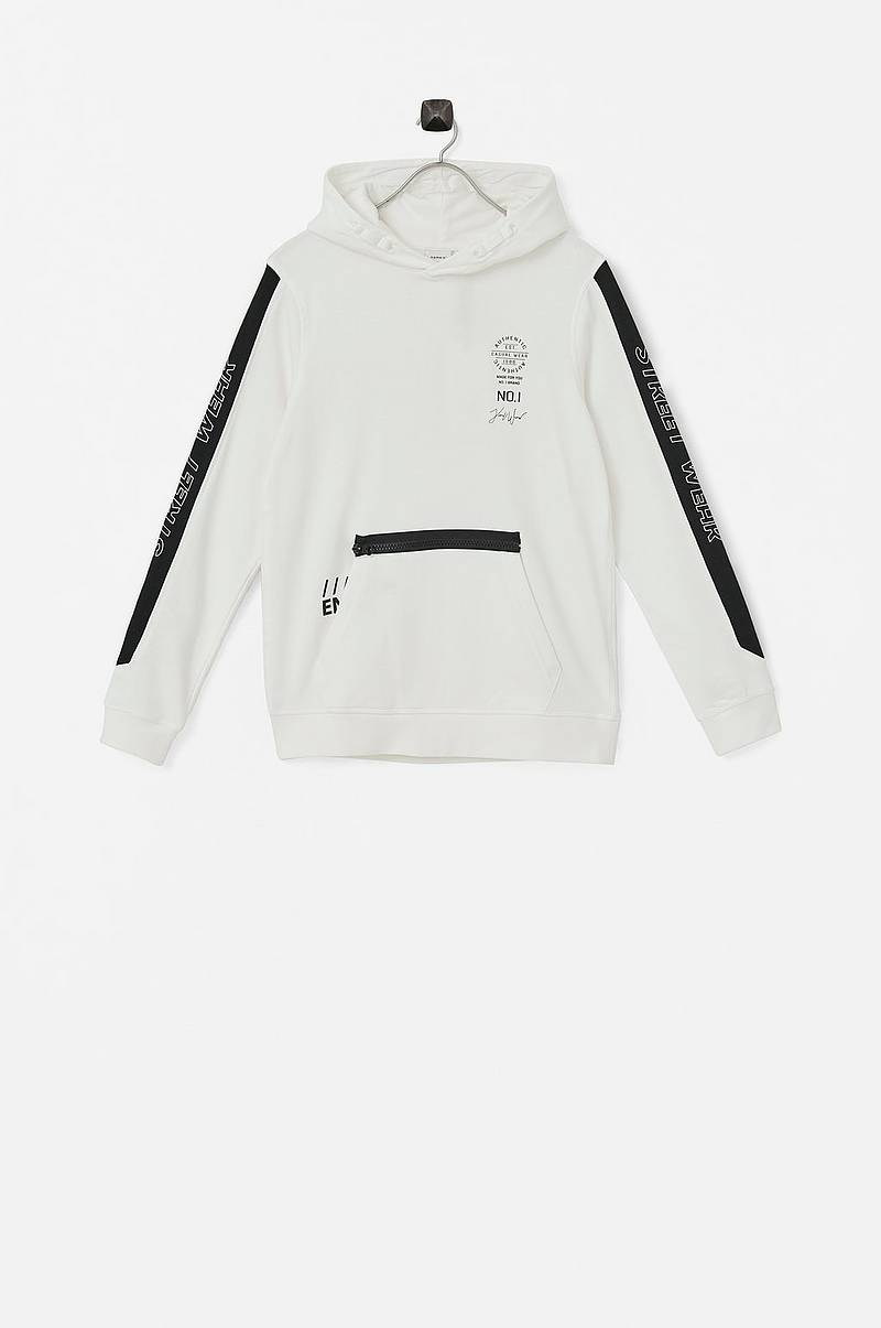 Sweatshirt nkmNajim LS Sweat WH