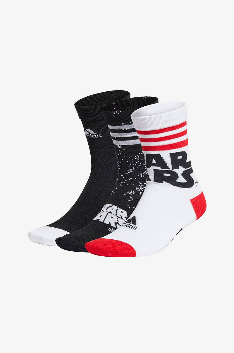 Strumpor Star Wars Crew Socks 3-pack