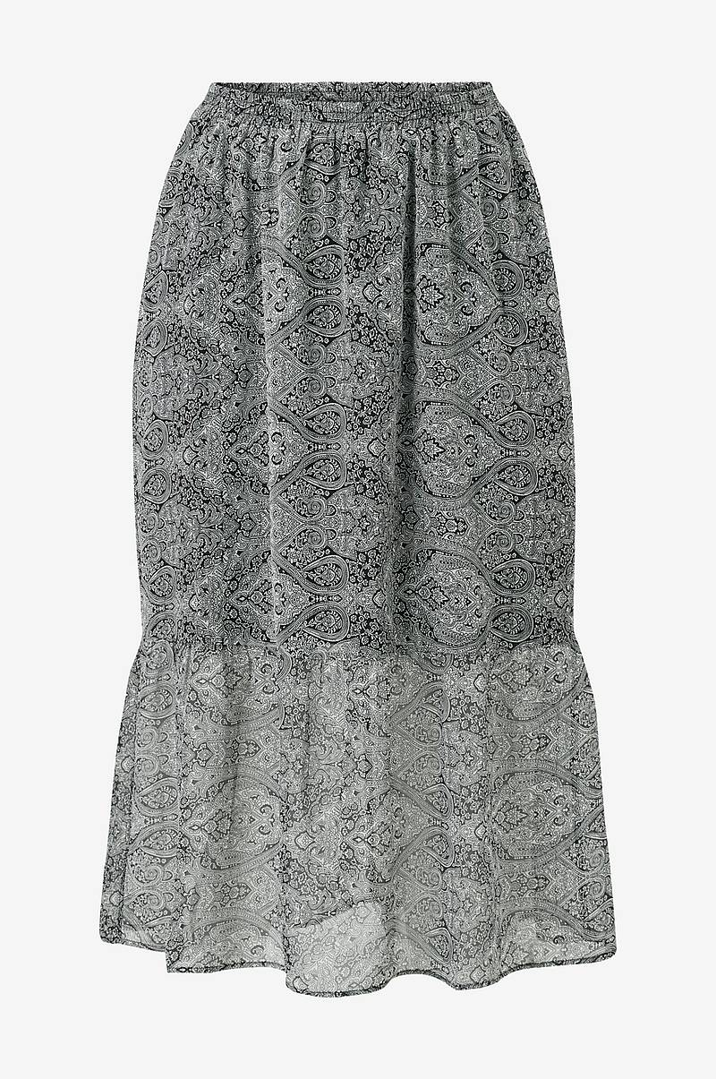 Kjol mCaisley Long Skirt