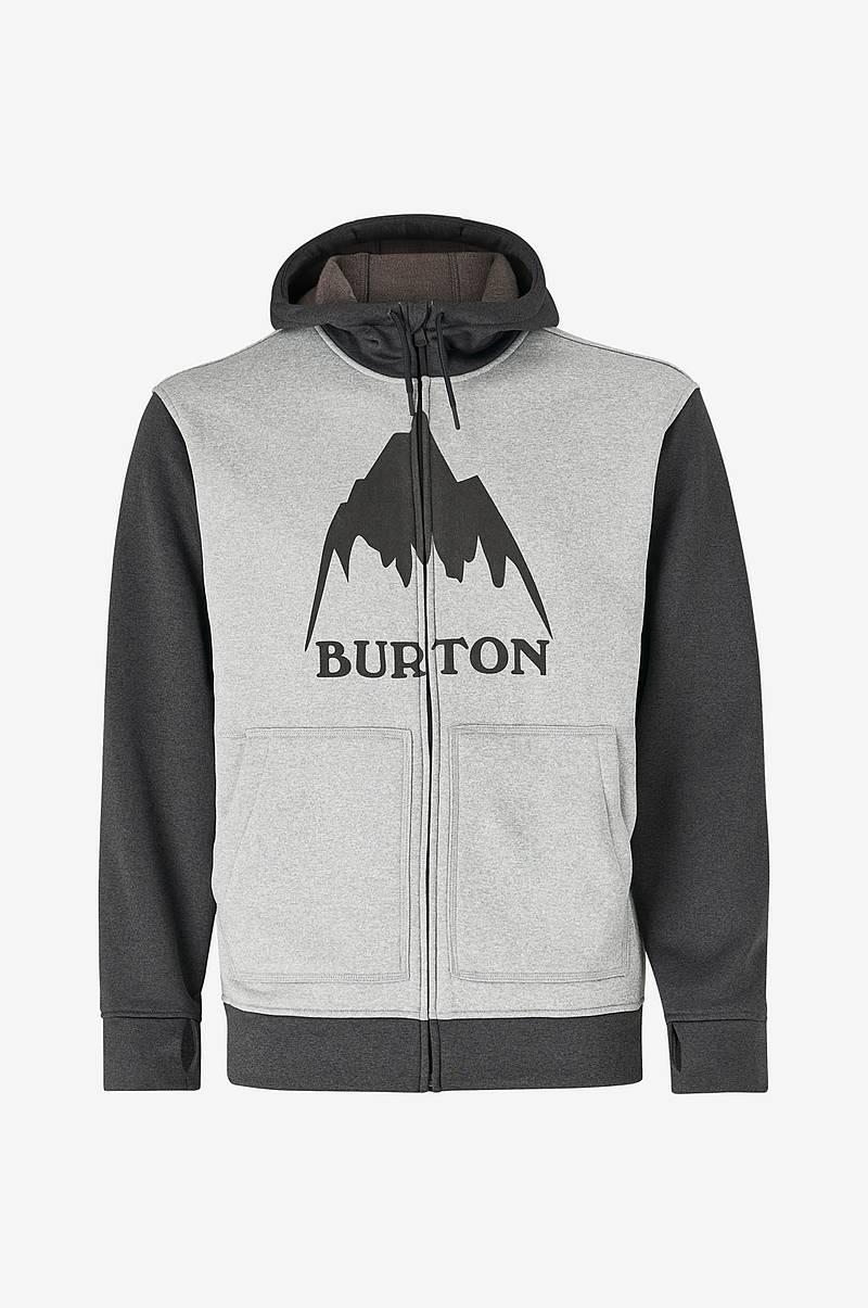 Burton Snowboardjakke Dunmore Sort Herre Ellos.dk