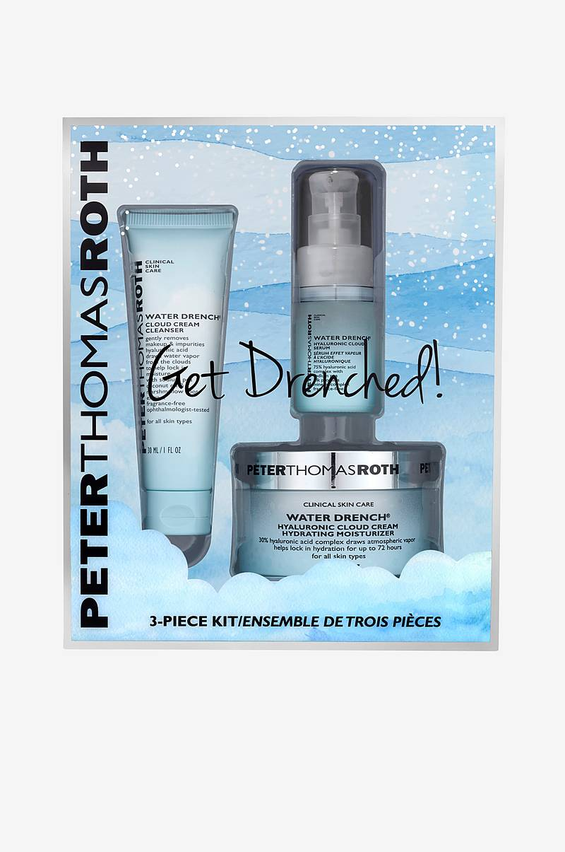 Get Drenched 3 Pc Kit 95 ml
