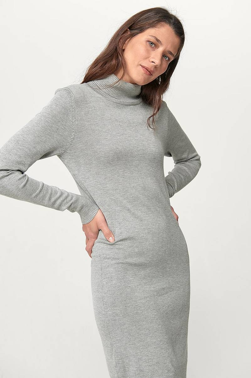 Mekko Mila Rollneck Dress