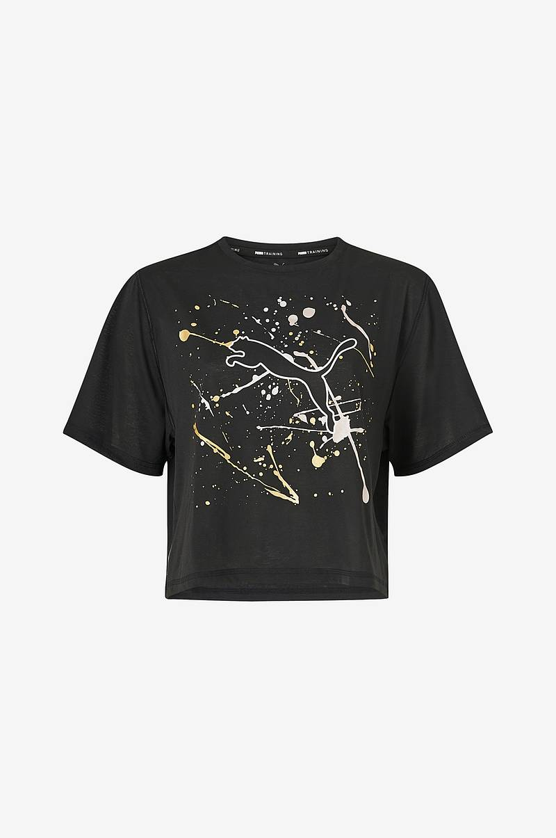 Träningstopp Metal Splash Graphic Tee