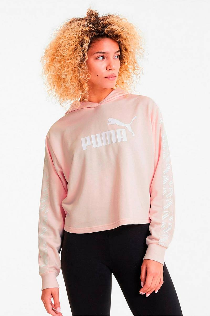 Huppari Amplified Cropped Hoody TR