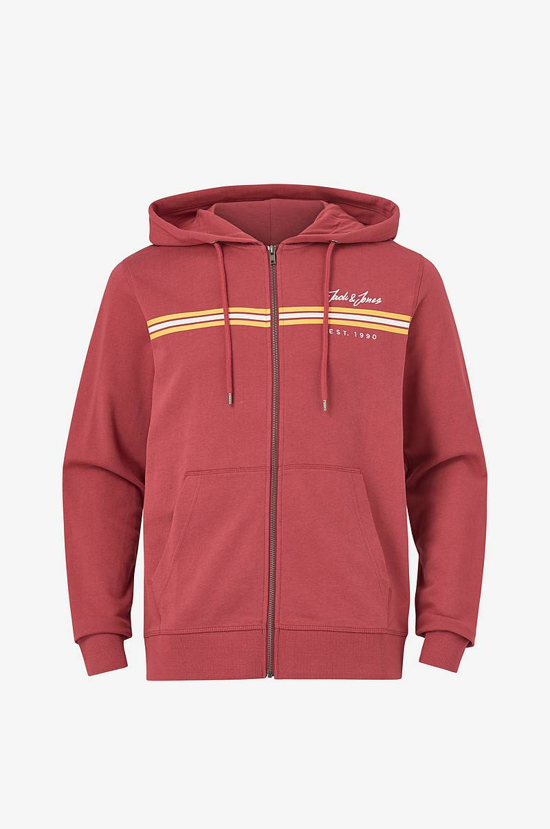 Collegetakki jorDavis Sweat Zip Hood