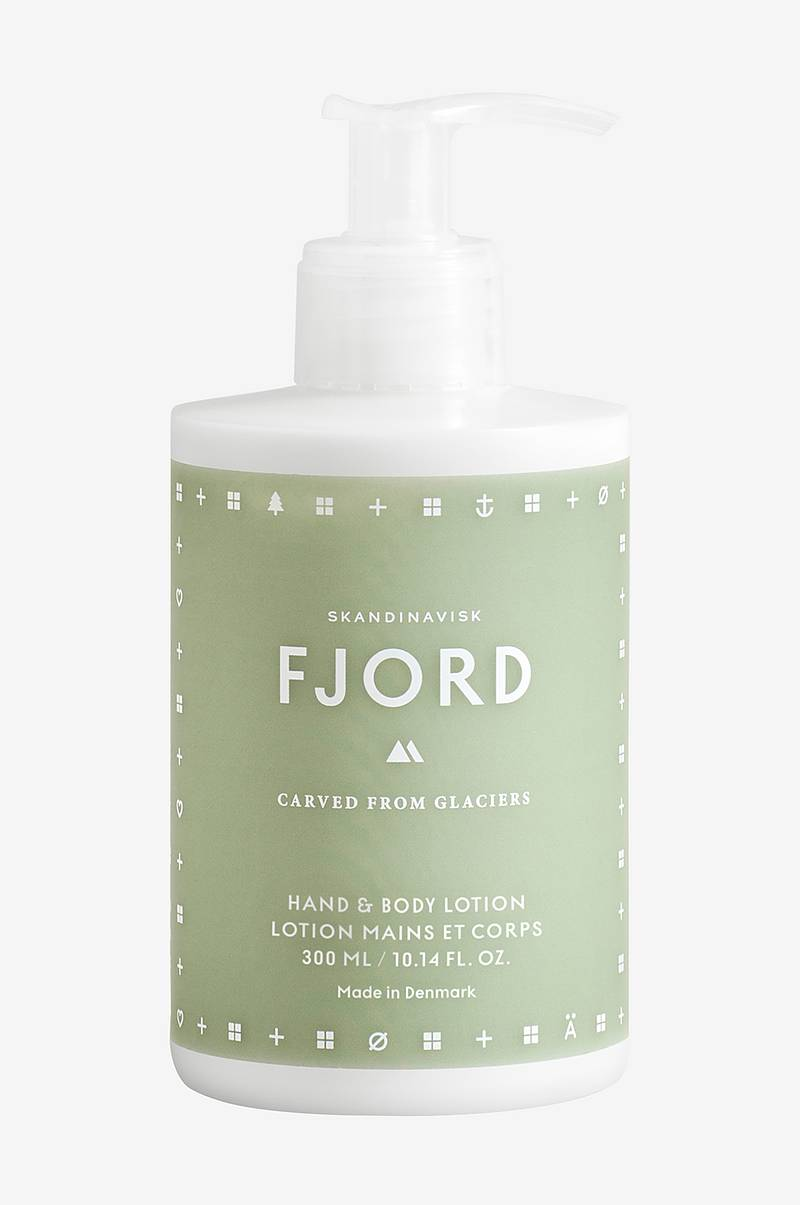 Hand & Body Lotion Fjord