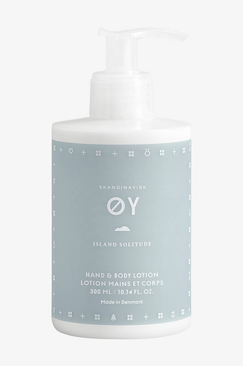 Hand & Body Lotion Øy