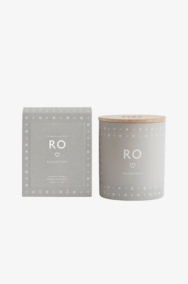 Duftlys Ro Scented Candle