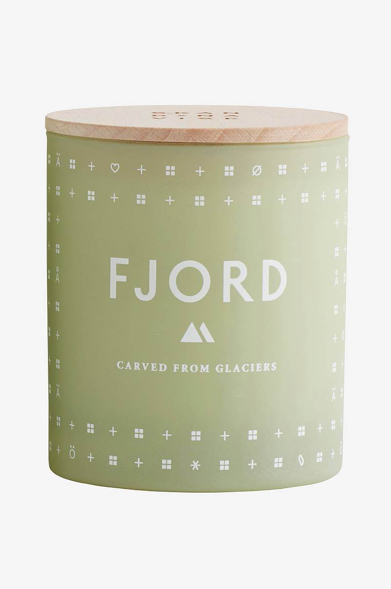 Duftlys Fjord Scented Candle
