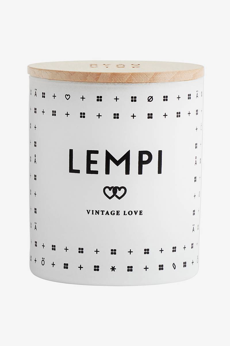 LEMPI 190 g Scented Candle