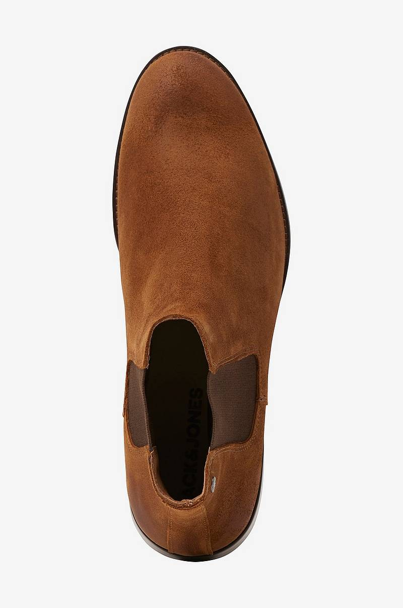 Chelseaboots jfWPeter Waxed Suede