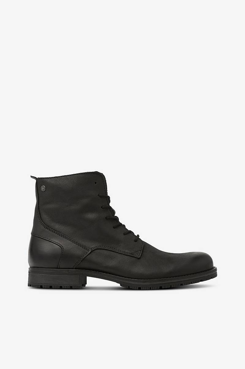 Støvle jwfOrca Leather Anthracite