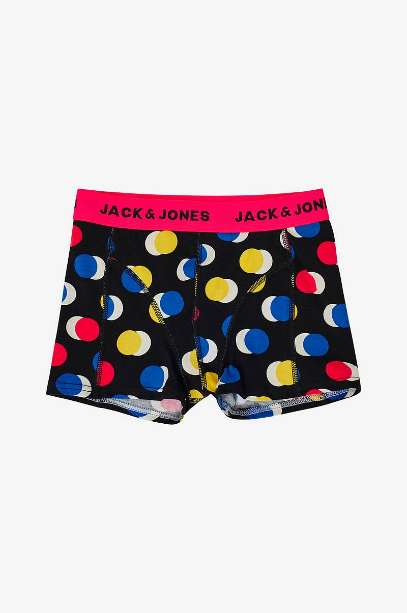 Bokserit jacDots Trunks 3-pack Junior
