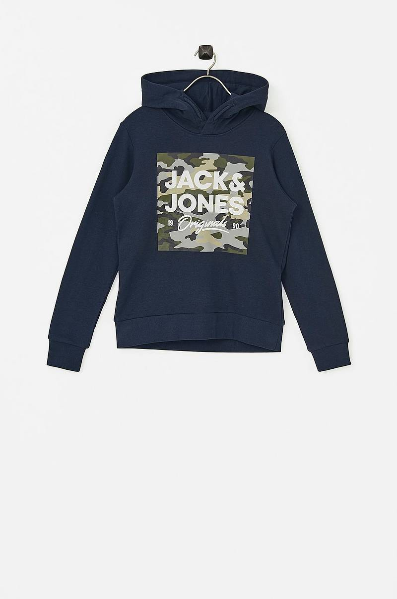 Huppari jorCamoclub Sweat Hood Junior
