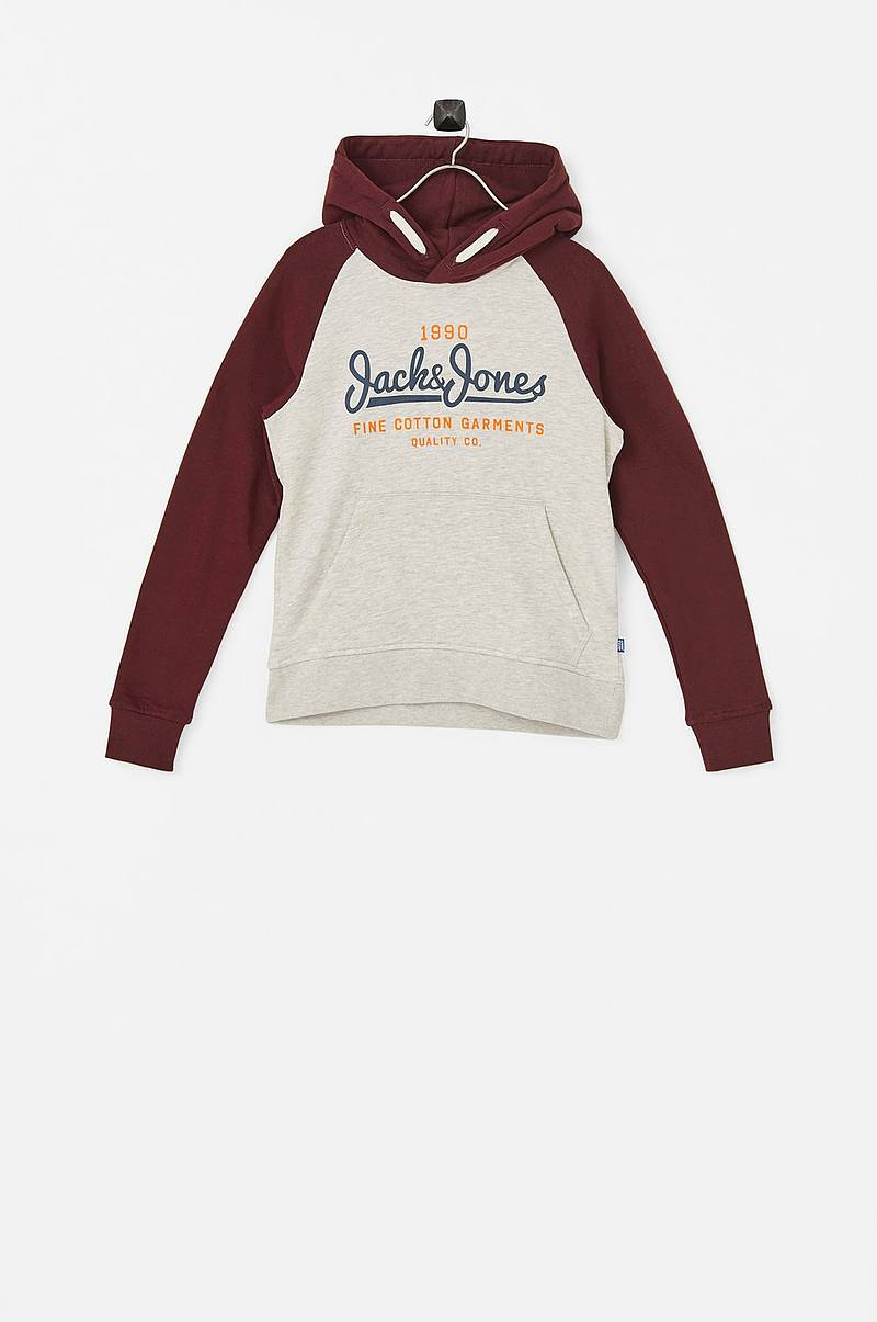 Huppari jjeContrast Sweat Hood Noos Jr