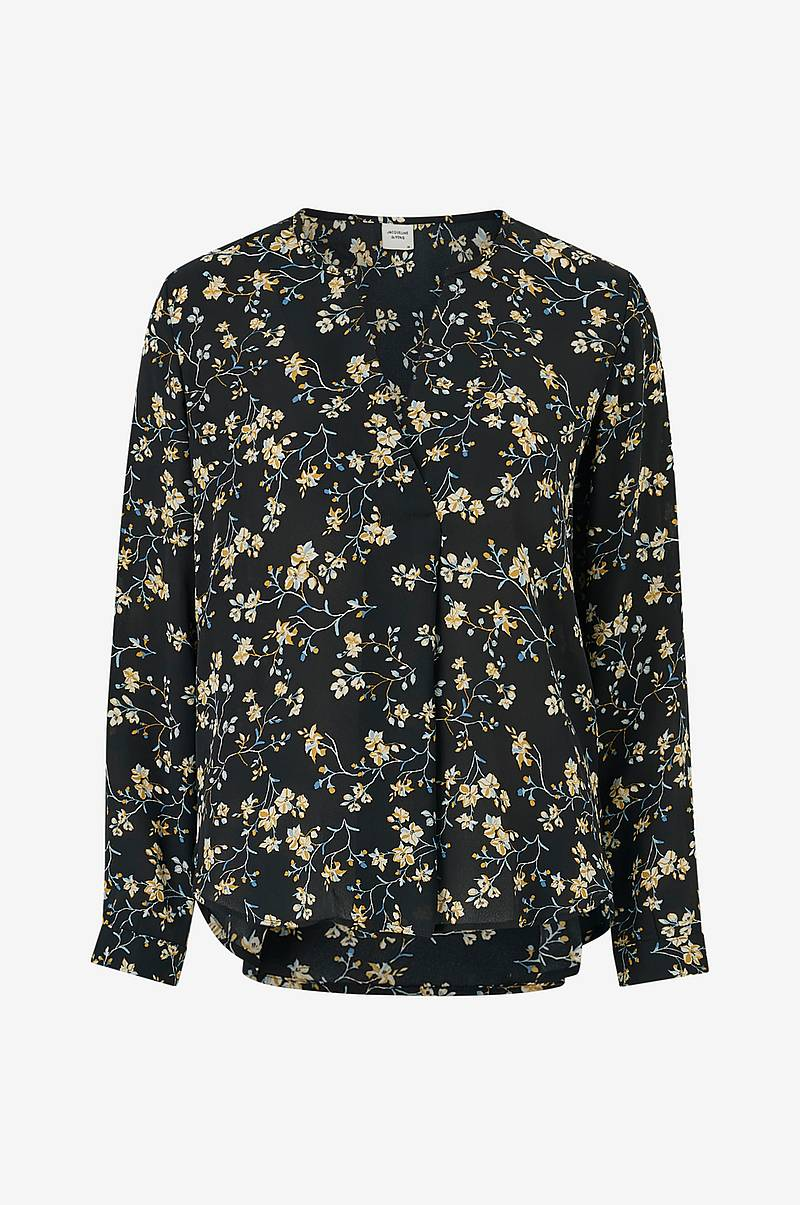 Pusero jdyZoey Treats L/S V-neck Blouse