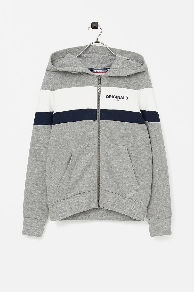 Collegetakki jorNew Shake Down Block Sweat Zip Hood