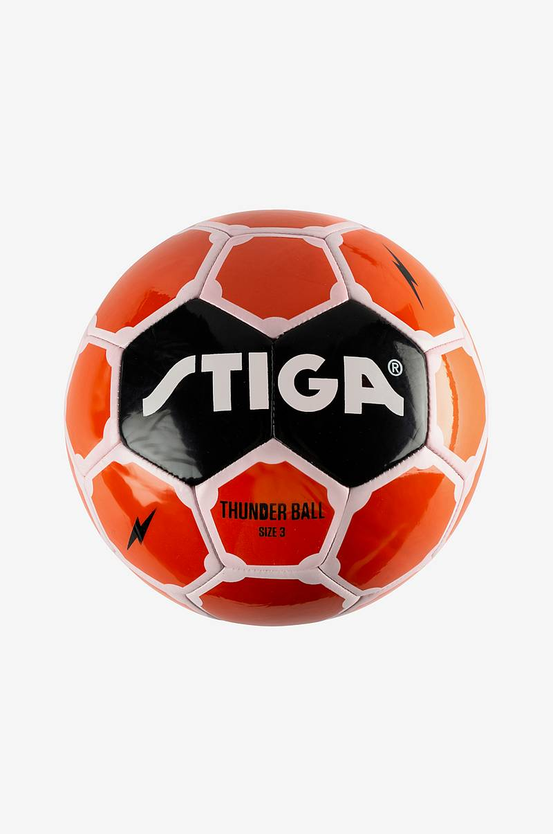 Fotball Thunder Ball 3 Orange