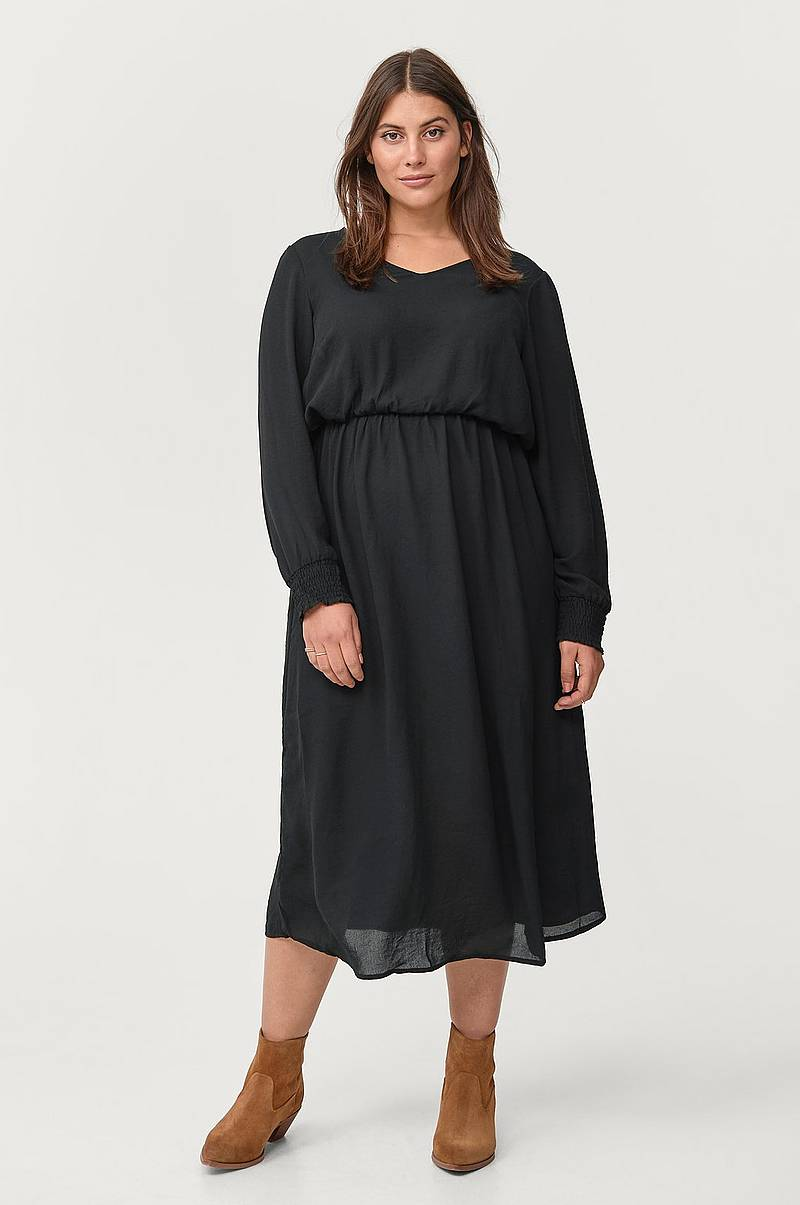 Klänning mPeyton L/S Dress