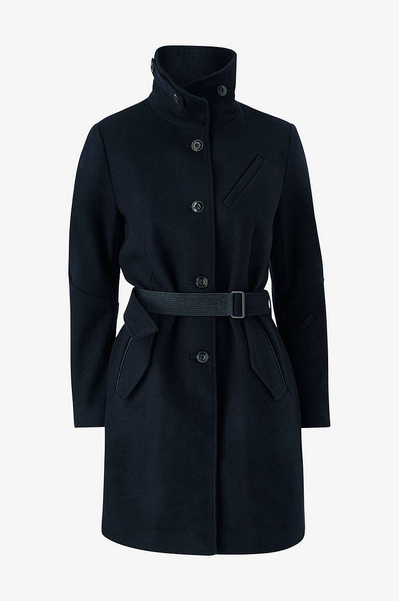 Kappa Empral Wool Trench Wmn