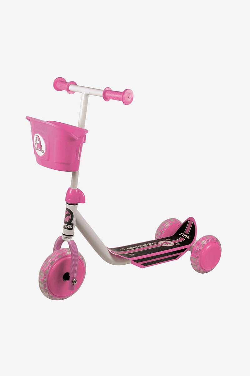 STR Scooter Mini Kid 3W Pink