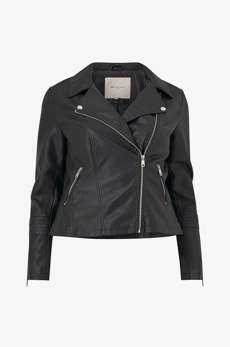 Bikerjakke carEmmy Faux Leather Biker