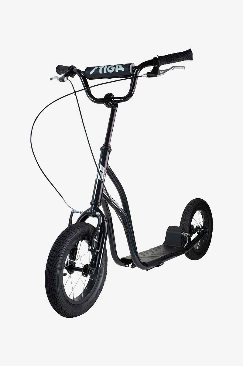"STR Air Scooter 12"" Black"