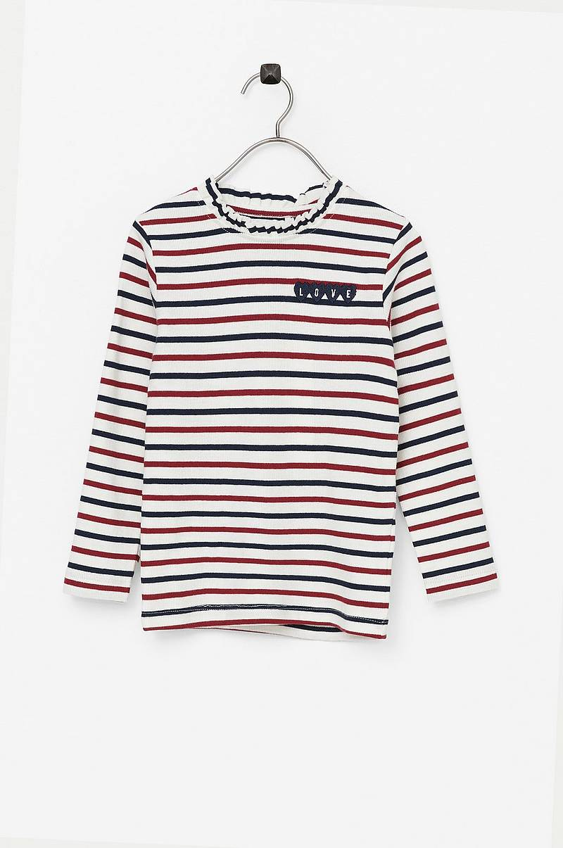 Top nmfOstripe LS Slim Top Box