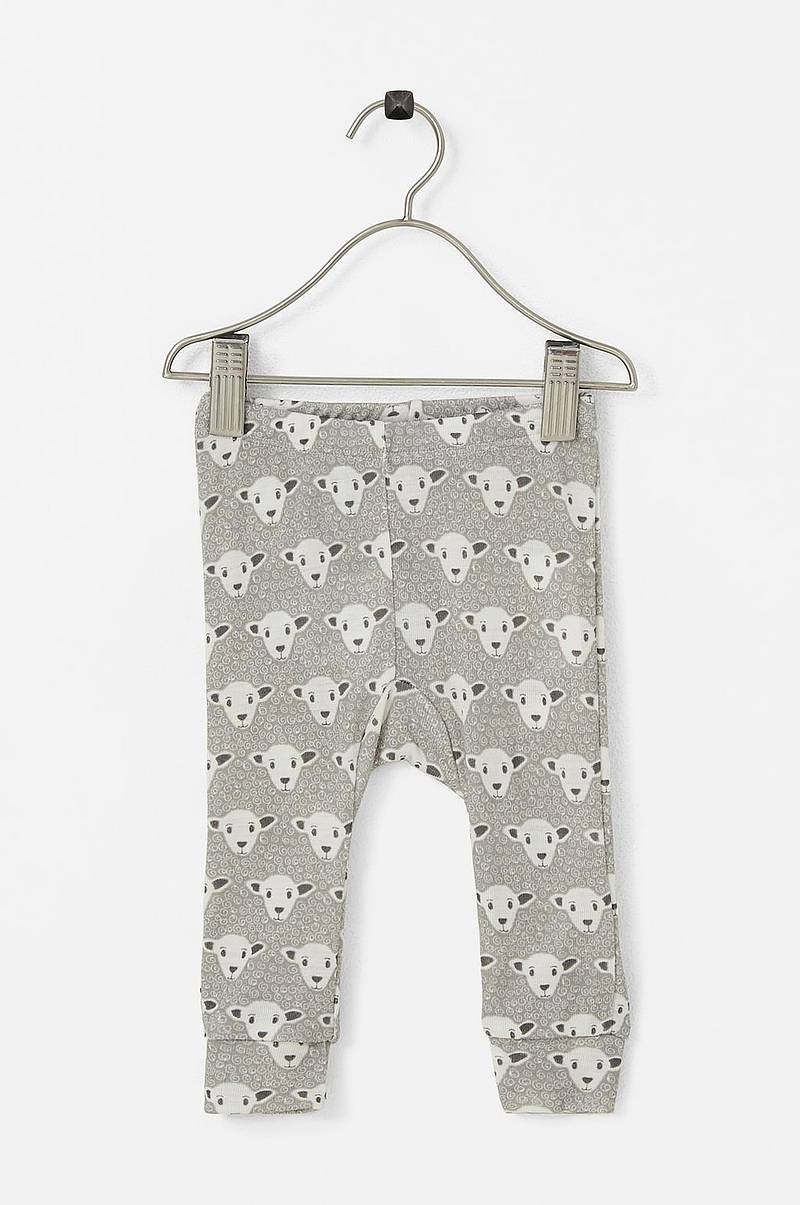 Bukse Joy Pants i ull/silke