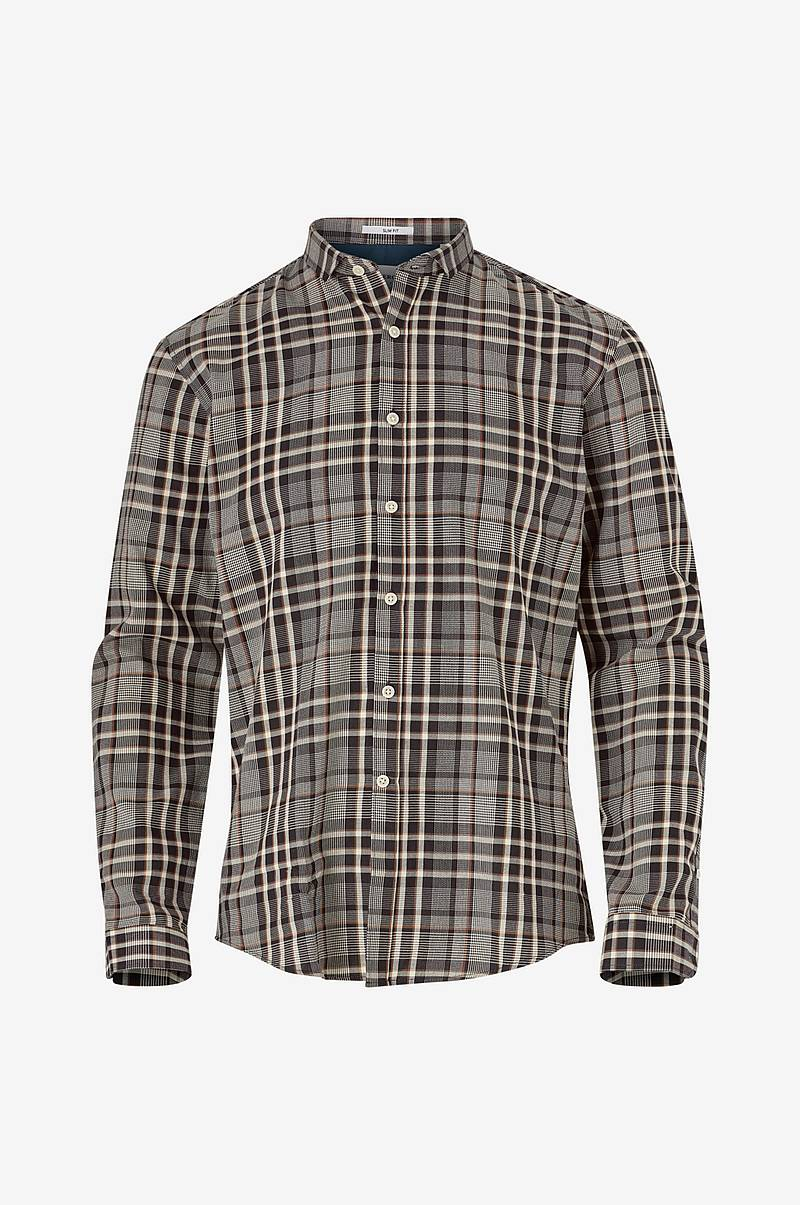Skjorte Checked Shirt L/S