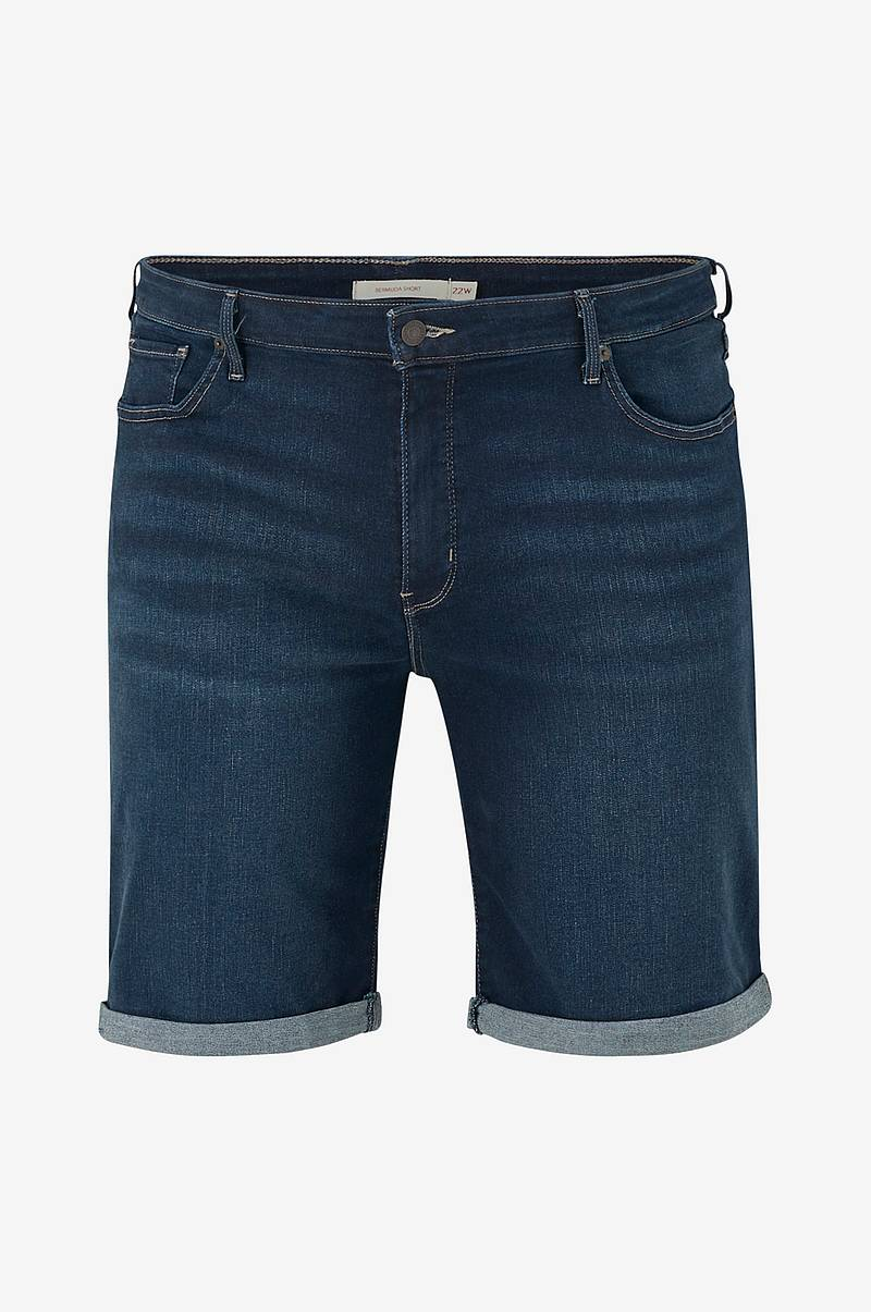 Denimshorts PL Shaping Bermuda Dark Horse