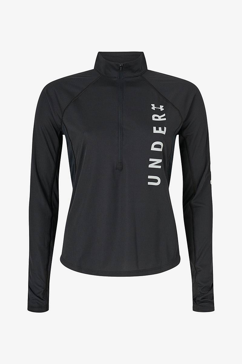 Träningströja UA Speed Stride Split Wordmark Half Zip