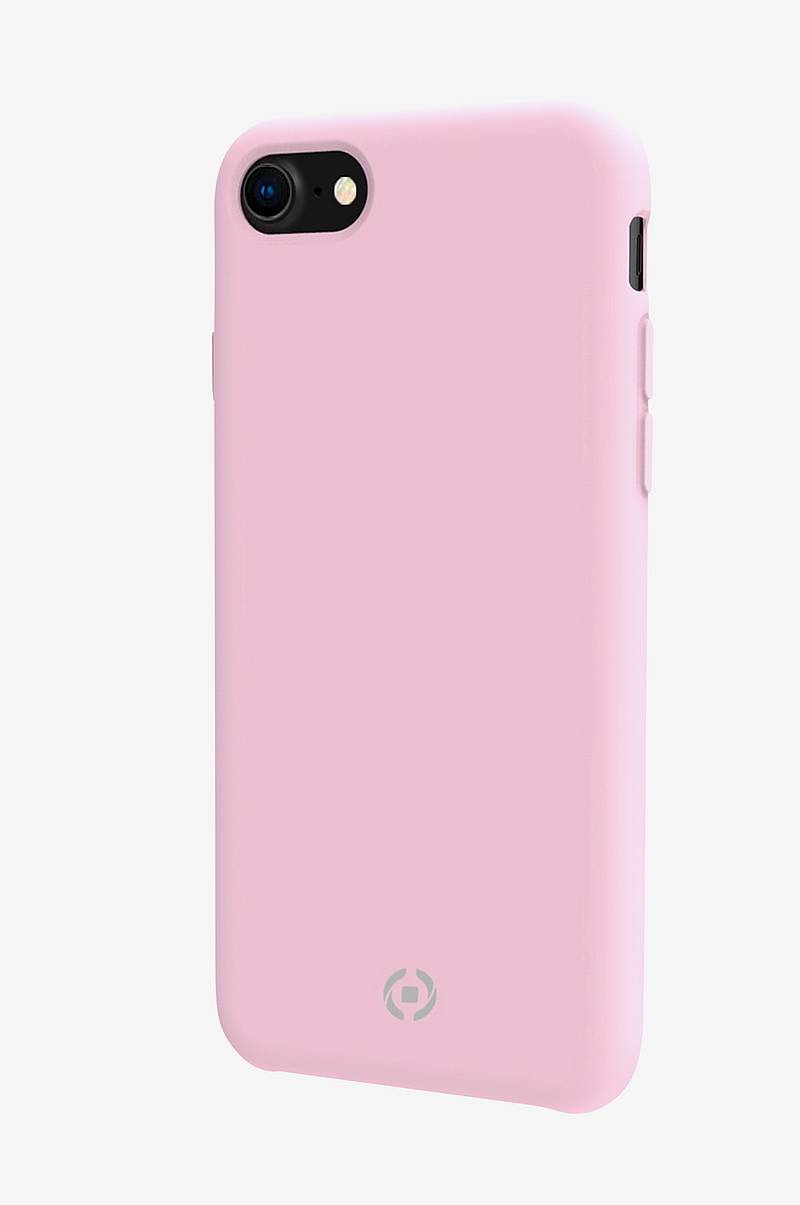 Soft-touch cover iPhone 7/8 Rosa