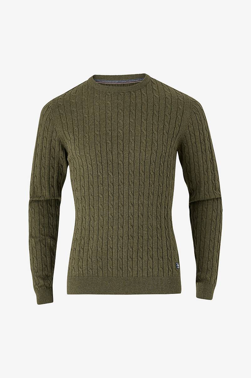 Genser jprRichard Knit Crew Neck