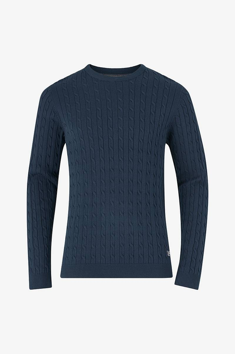 Tröja jprRichard Knit Crew Neck