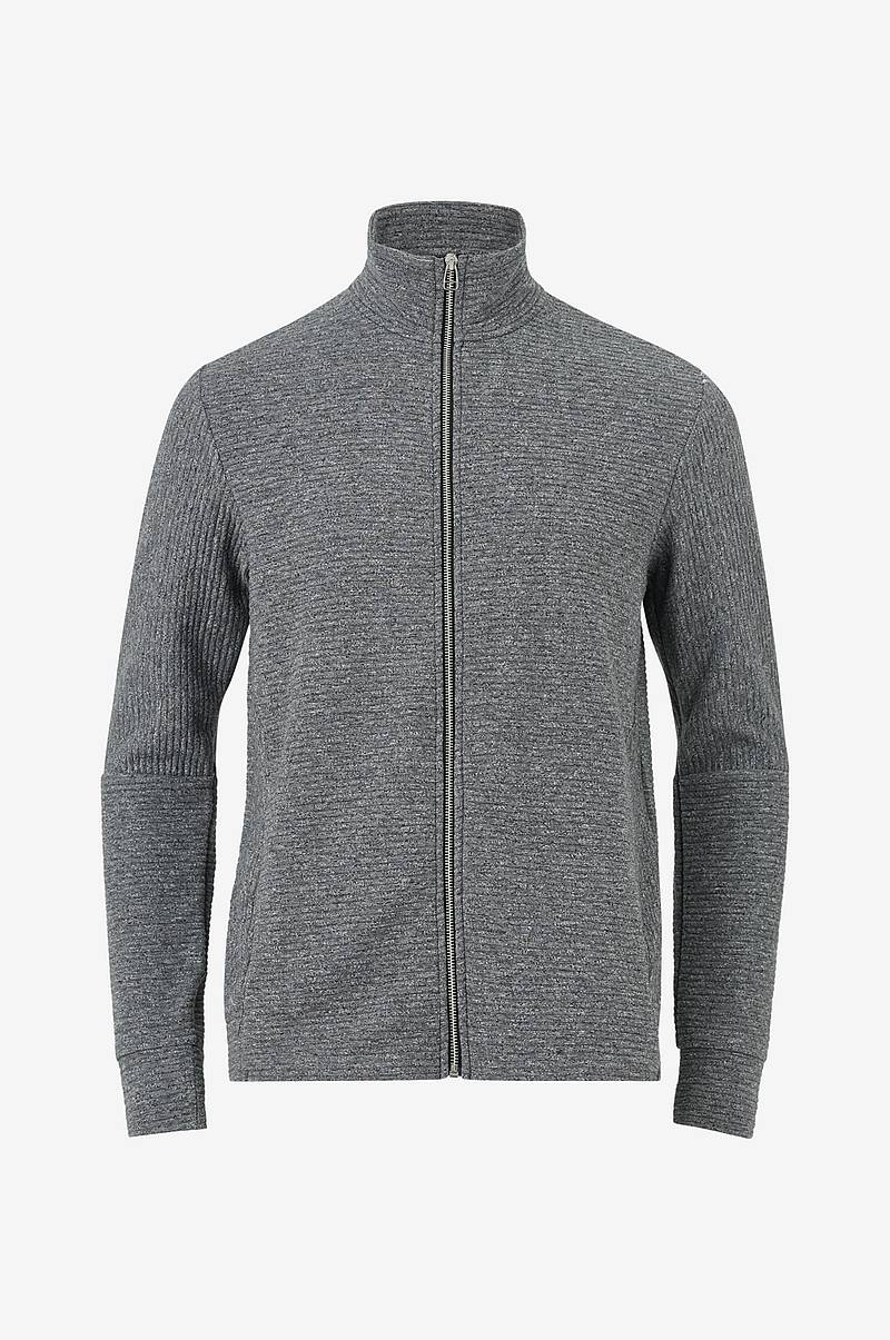 Sweatshirt jprNolan Bla Sweat Zip High Neck