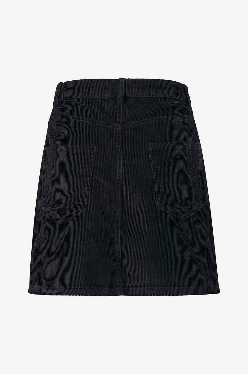 Skjørt vmKarina HR A-Shape Cord Short Skirt