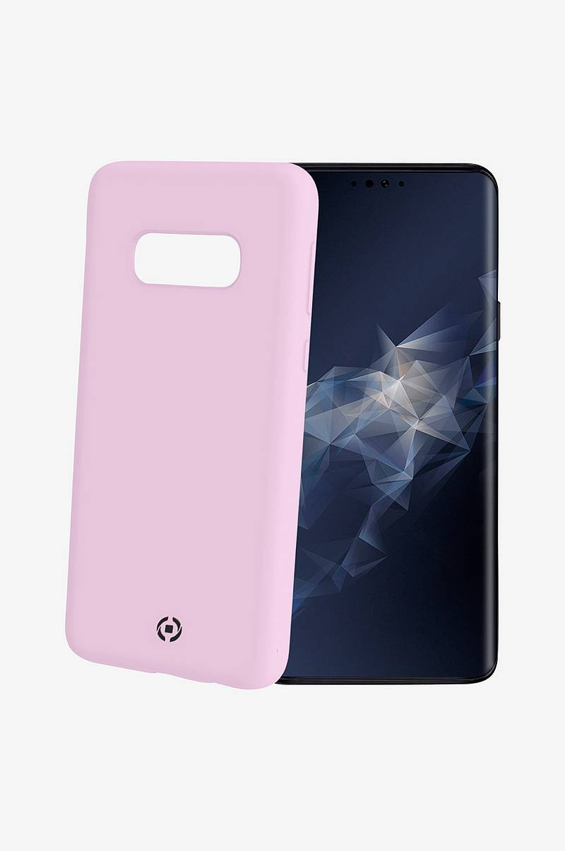 Soft-touch cover Galaxy S10e Rosa
