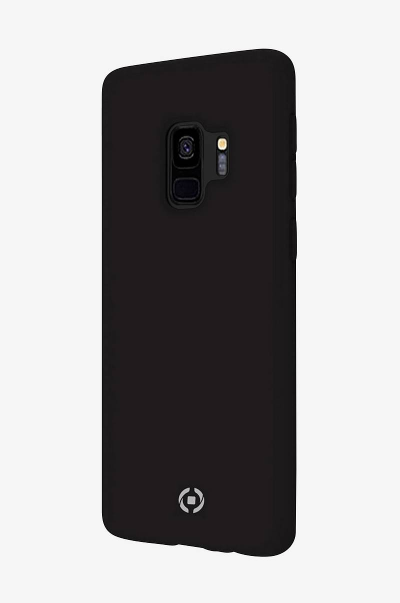 Soft-touch cover Galaxy S9 Sort