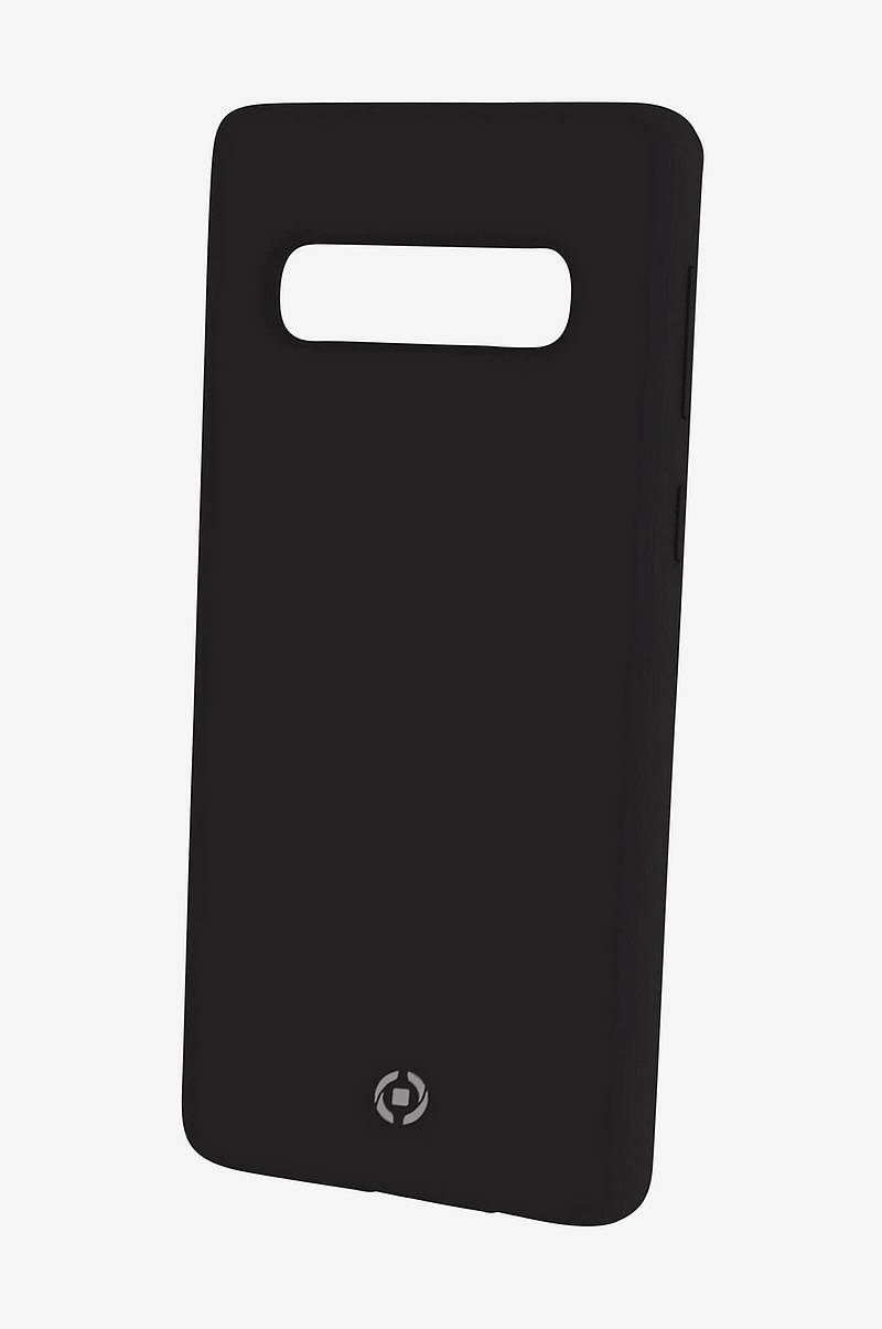 Soft-touch cover Galaxy S10 Sort